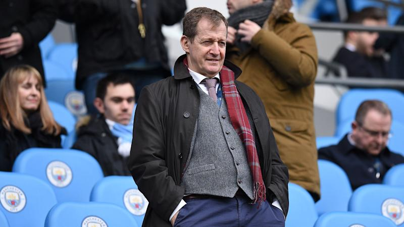 Alastair Campbell is being played by Ed Byrne in the forthcoming Alan McGee biopic
