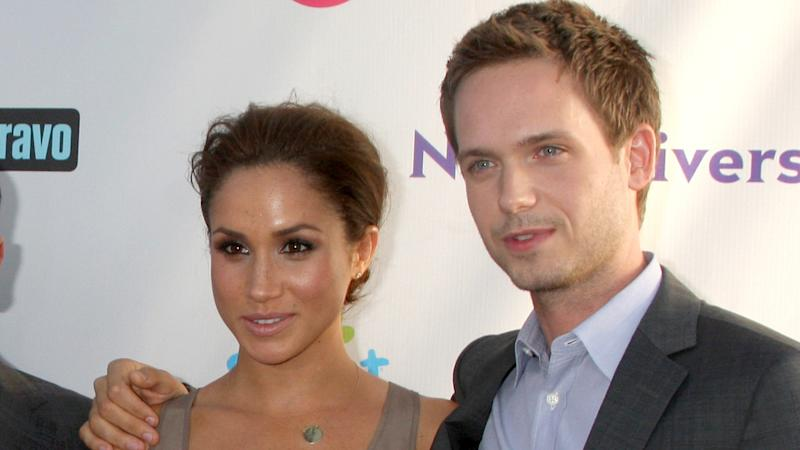 Wegen Meghan Markle: Patrick J. Adams löscht Social-Media-Accounts
