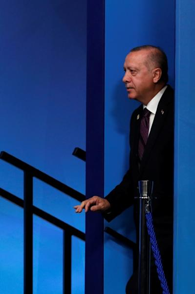 Turkey's President Recep Tayyip Erdogan is expected to ask for help, and maybe issue threats