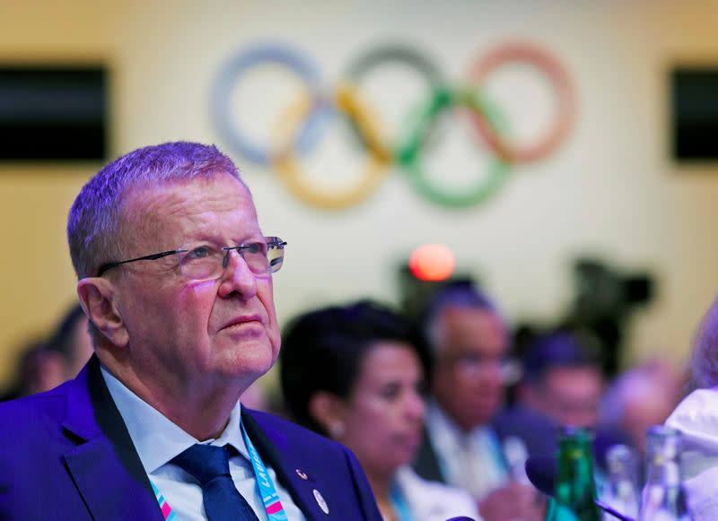 IOC says 2021 Olympics a go 'with or without COVID'