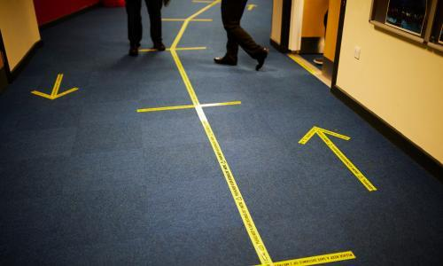 Covid-19 forcing schools in England 'to juggle pupil and financial safety'