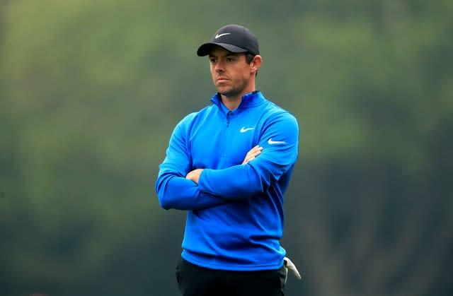 The qualification for the Fedex Cup play-offs, which were won by Rory McIlroy last year, have also been adjusted by the PGA (Adam Davy/PA)