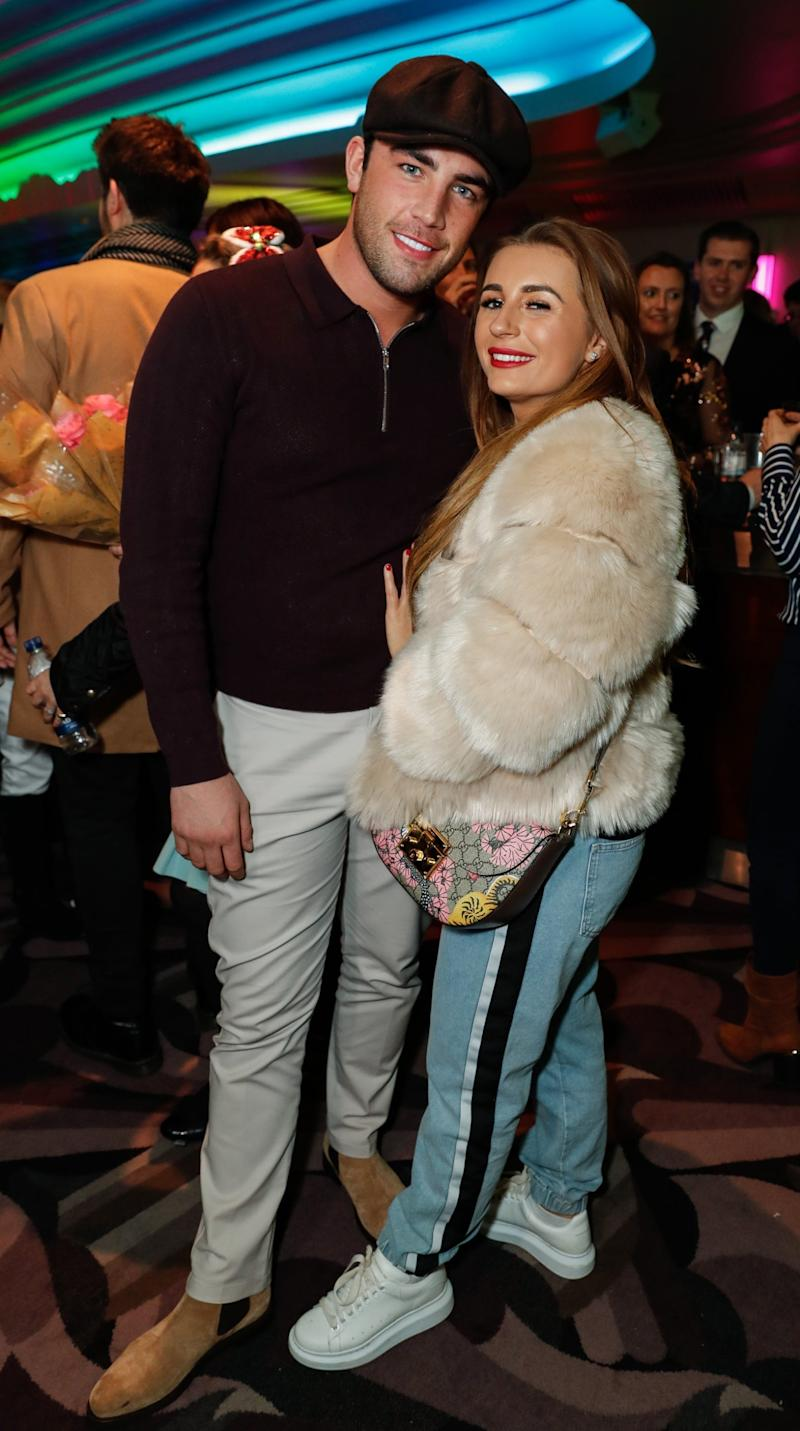 The couple dated until April 2019 (Dave Benett/Getty Images)