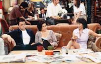 <p><strong>In Friends: </strong></p><p>In season two, Ross meets Julie on a work trip to China, breaking Rachel's heart in the process. Ross then chooses between Rachel and Julie by way of an insulting list. However, Julie soon rebounds with Russ.</p>