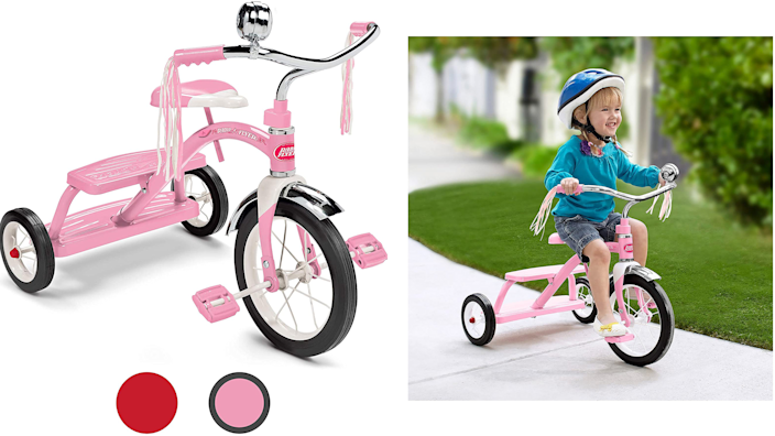 Best gifts and toys for 2-year-olds: Radio Flyer Tricycle