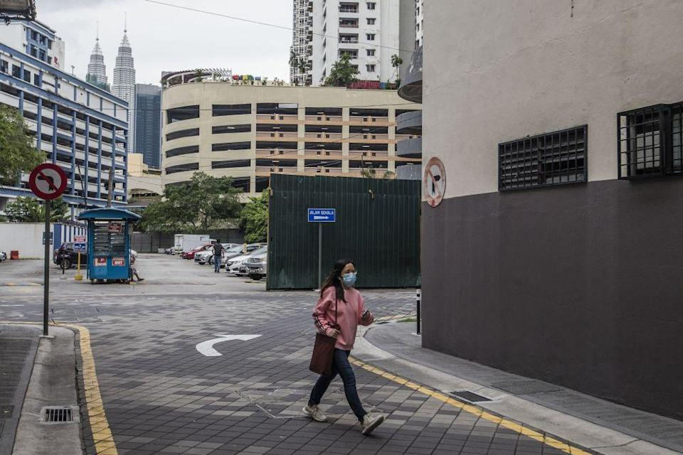Cent-GPS said many of the women surveyed were fearful of a simple doctor's visit, while most of them cannot even walk in the streets in peace. — Picture by Firdaus Latif