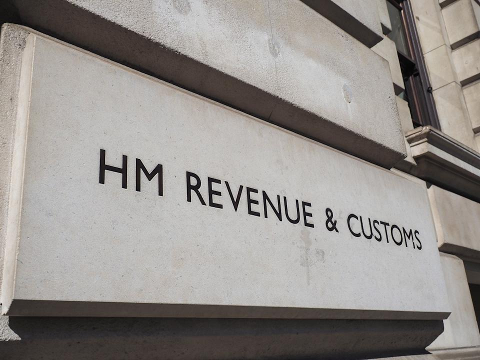 In the past year, almost 1m people reported scams to HMRC. Photo: Getty Images
