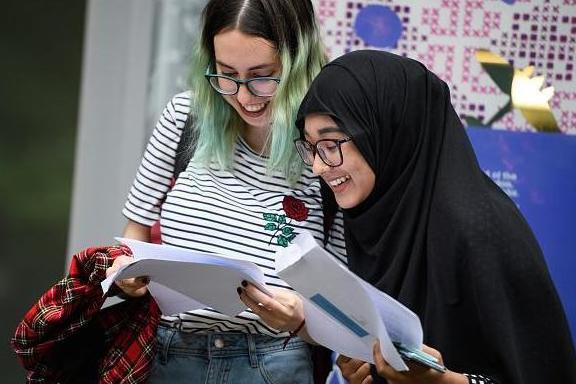 Students will receive their A level results on April 13 this year: Getty Images