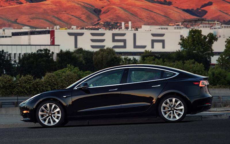 Tesla now expects to achieve a weekly production rate of around 2,500 Model 3 vehicles by the end of the first quarter - Tesla Motors