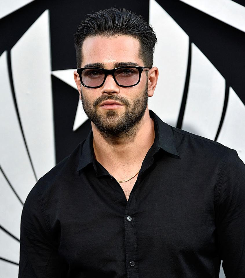 "HOLLYWOOD, CA - JULY 09:  Actor Jesse Metcalfe arrives at the premiere of Warner Bros. Pictures' and Legendary Pictures' ""Pacific Rim"" at Dolby Theatre on July 9, 2013 in Hollywood, California.  (Photo by Frazer Harrison/Getty Images)"