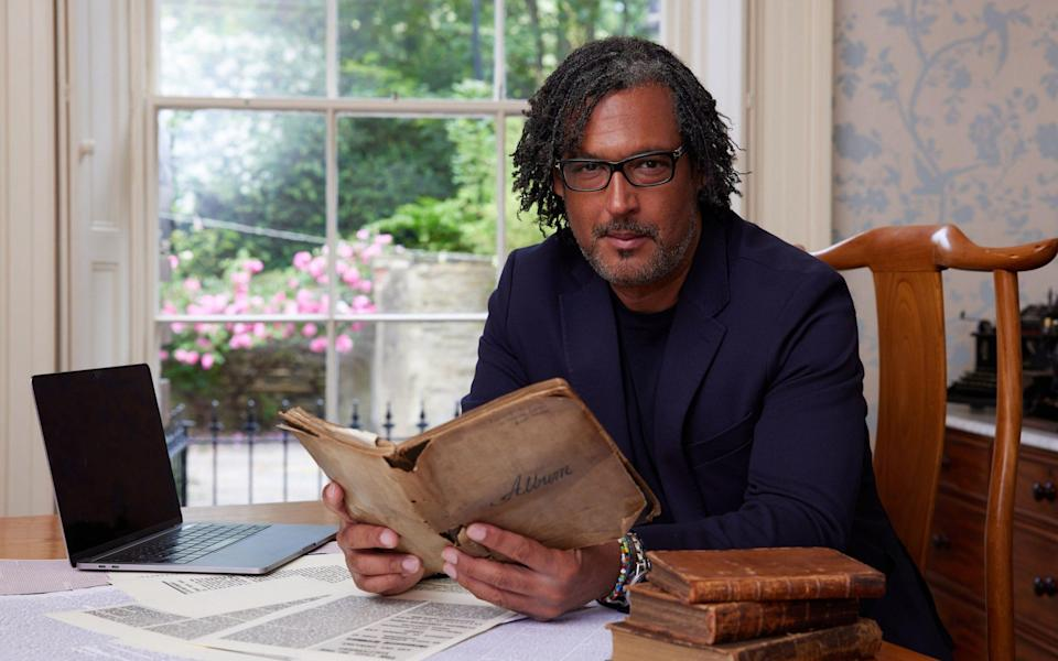 David Olusoga tells the story of those who lived in one house, from the time it was built until now - BBC TWO