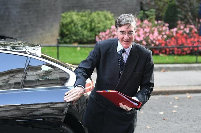 Leader of the House of Commons Jacob Rees-Mogg criticised the National Trust