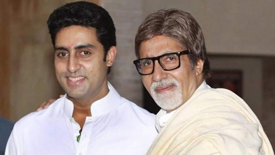 What did Amitabh say when Abhishek wanted to quit Bollywood