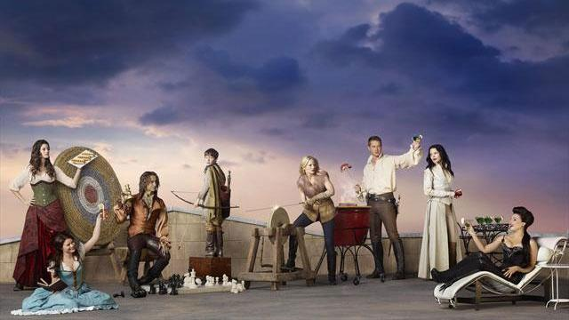 ABC Fall Premiere Dates—Find Out When 'Once Upon a Time', 'Scandal' and More Return!