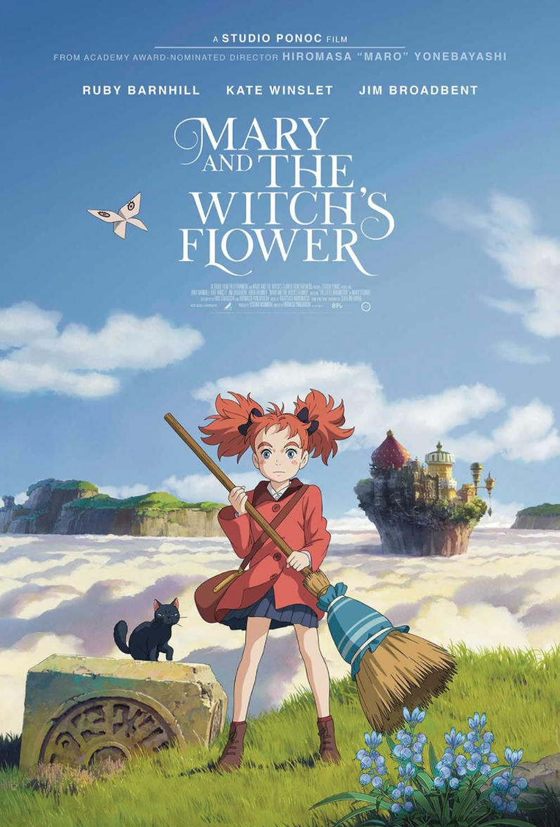 <p>While some fans were upset <em>Mary</em> didn't live up to its Studio Ghibli comparisons, the film is still a stunning work of animation and well worth the watch. Plus, it captures the delight of those classic works of anime, so what else can you ask for?</p>