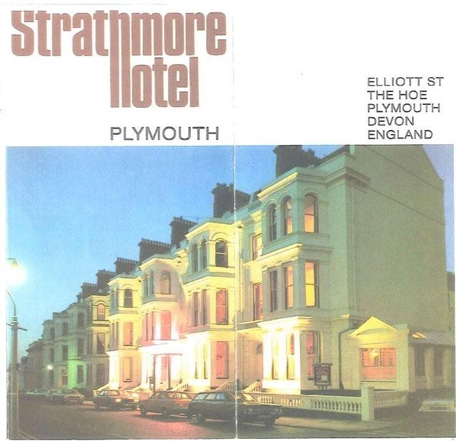 An image of the now closed Strathmore Hotel