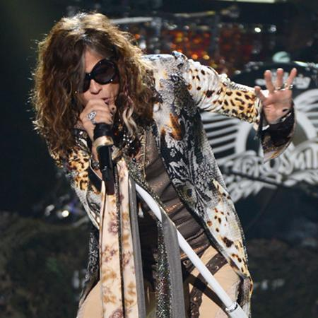Steven Tyler: My life is over the top