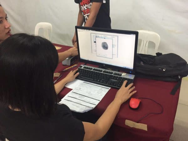 Voter's Registration 2019 Application Steps - Have Your Biometrics Captured