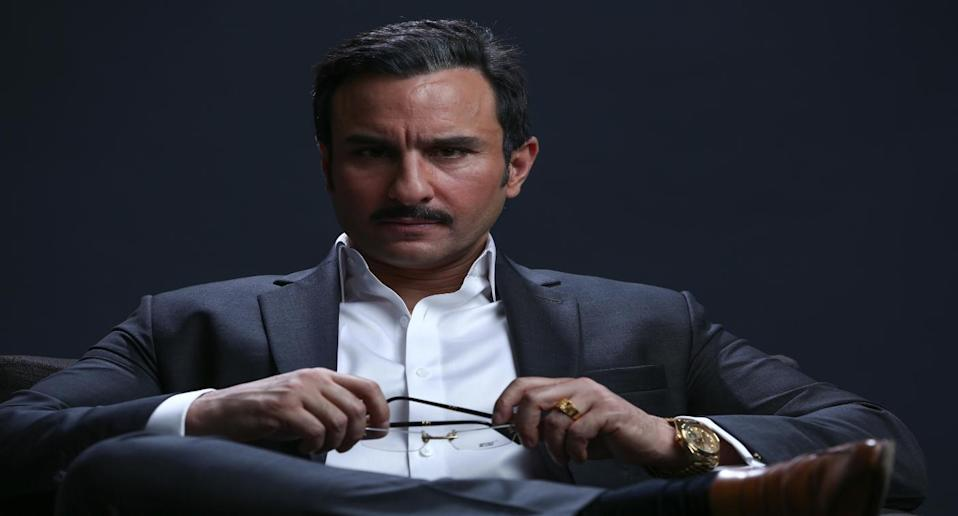 Saif Ali Khan in 'Baazaar'