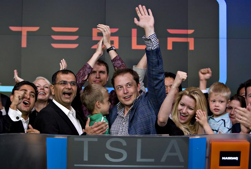 Tesla's Days of Splashy Hires Give Way to Internal Promotions