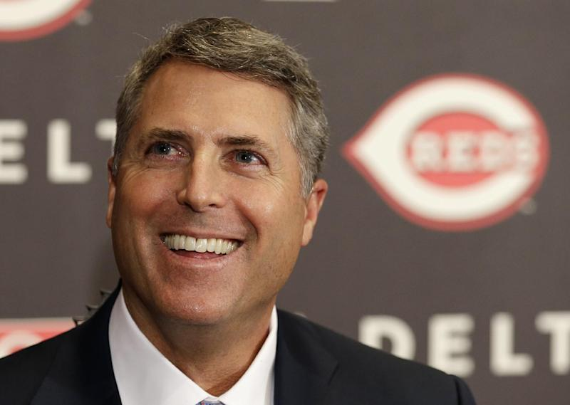Reds choose Bryan Price for next manager