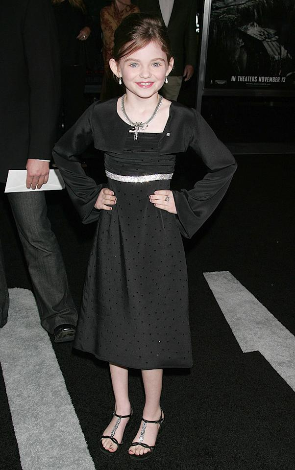 """<a href=""""http://movies.yahoo.com/movie/contributor/1810096334"""">Morgan Lily</a> at the Los Angeles premiere of <a href=""""http://movies.yahoo.com/movie/1810045661/info"""">2012</a> - 11/03/2009"""
