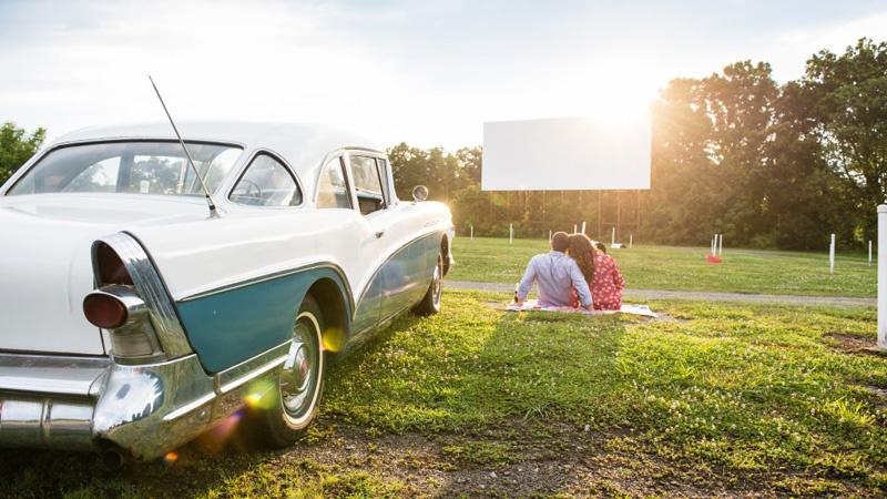 drive in movie engagement9 1024x683 50 Creative Date Ideas Youve Never Thought Of