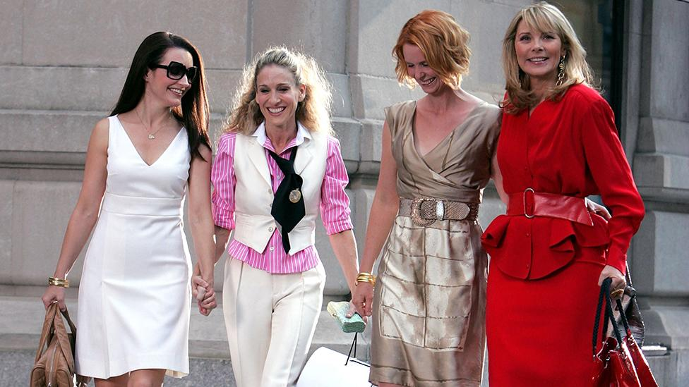 <p>We take a look at the best Sex and The City moments of all time to celebrate the show's 10-year anniversary. </p>