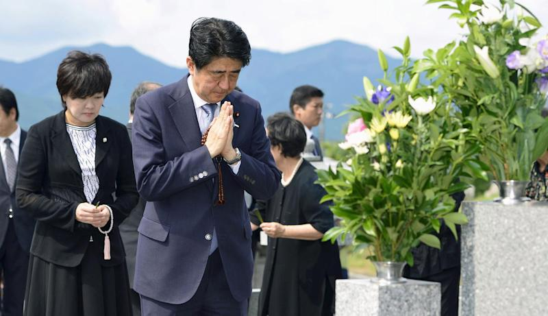 How a Kindergarten Led to the Biggest Scandal to Hit Japan PM Abe