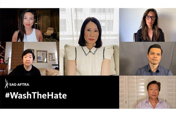 Lucy Liu, Ken Jeong, Others Condemn Anti-Asian Racism in SAG-AFTRA PSA (Video)