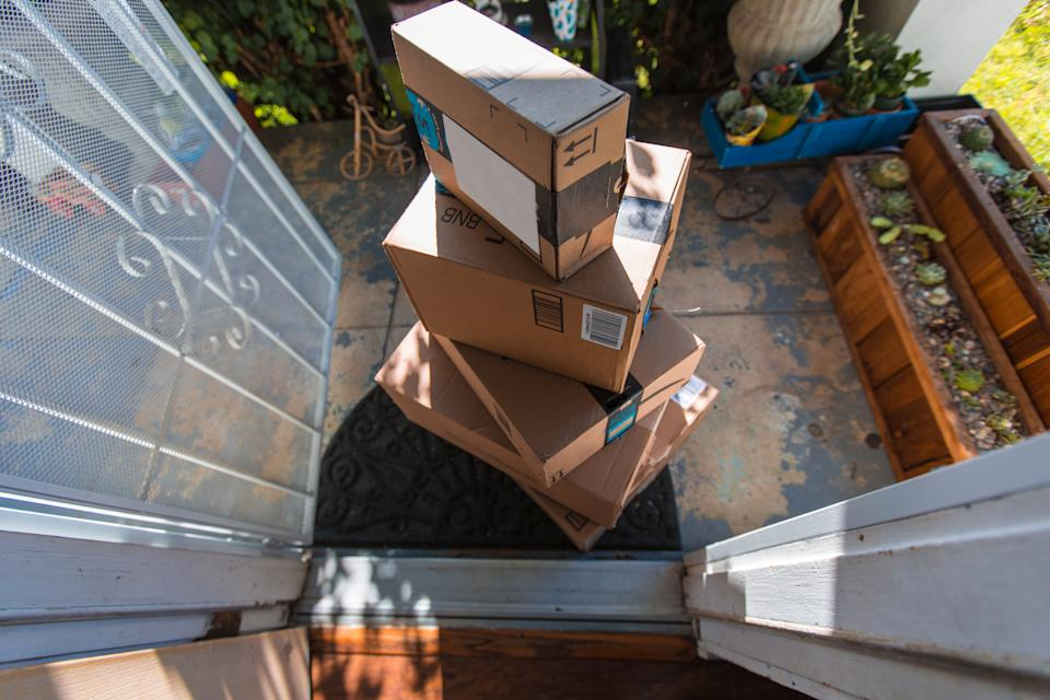 Porch pirates seem to gain the greatest loot off of well-heeled millennials who represent 41% of all victims of package theft, the survey data found. (Photo: Getty)