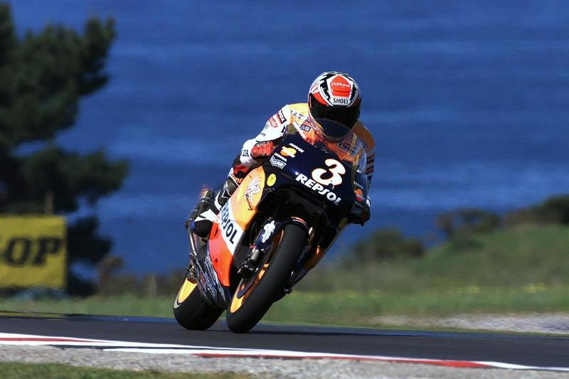 "1999 - Alex Criville, Honda<span class=""copyright"">Repsol Media</span>"