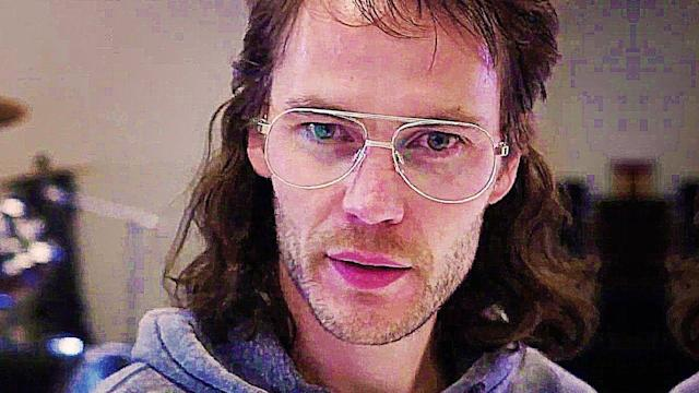 "Taylor Kitsch as David Koresh in ""Waco."" (Photo: Paramount Network)"