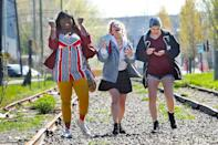 """<p>With <em>Can You Hear Me</em> (or <em>M'entends-tu</em> in French), we travel across the ocean to Canada. The series follows three friends living in a low-income neighborhood in Montreal. The chemistry between leads Mélissa Bédard, Ève Landry, and Florence Longpré, makes the characters' bonds feel real. </p><p><a class=""""link rapid-noclick-resp"""" href=""""https://www.netflix.com/watch/81190136?source=35"""" rel=""""nofollow noopener"""" target=""""_blank"""" data-ylk=""""slk:Watch Now"""">Watch Now</a></p>"""