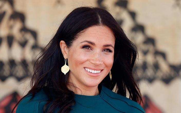 The Duchess of Sussex - Chris Jackson/PA Wire