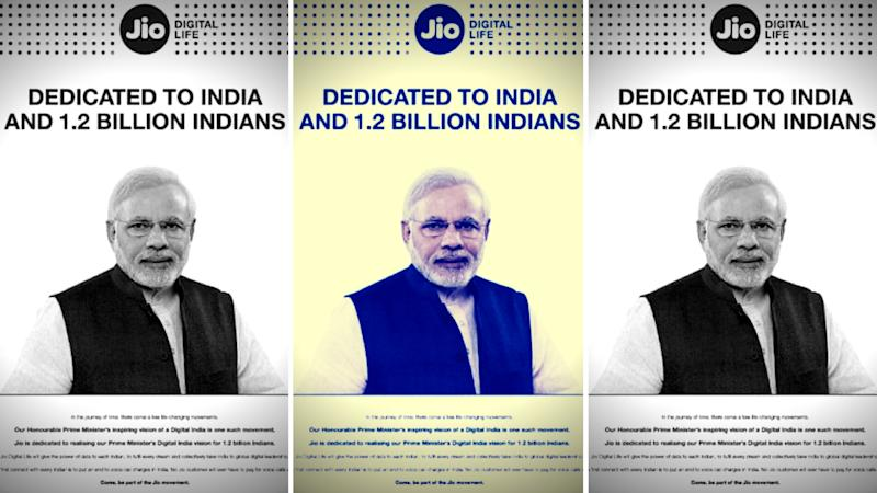 Paytm, Reliance Jio Apologise for Using Modi's Photo in Their Ads