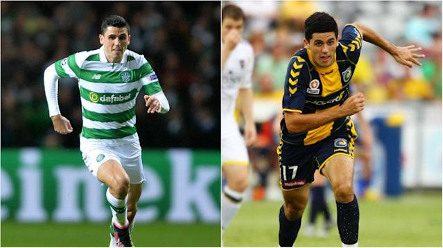 The incoming Socceroos coach admits a red card cleared the way for Rogic's move to Scotland