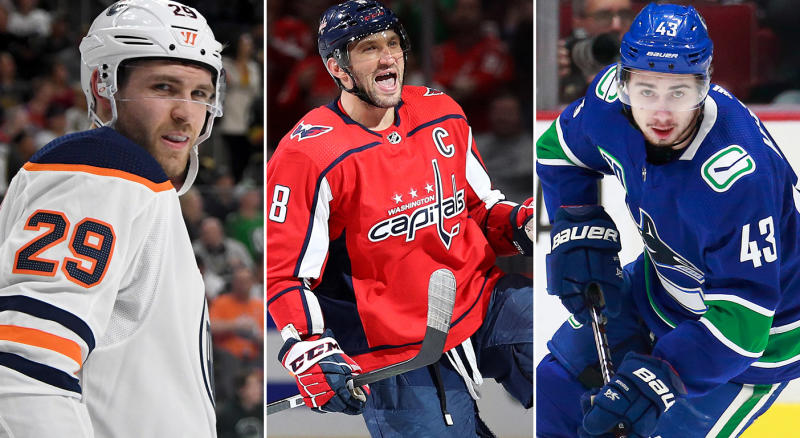 The coronavirus has robbed the NHL of one of the best seasons in recent memory. (Getty Images)