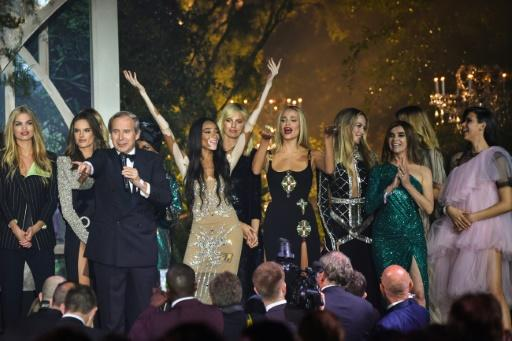 The event behind which Harvey Weinstein was a major driving force was significantly less starry than in previous years, when Leonardo DiCaprio and Sharon Stone were regular attendees