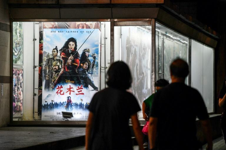 Disney's beleaguered 'Mulan' wins positive review from China ministry