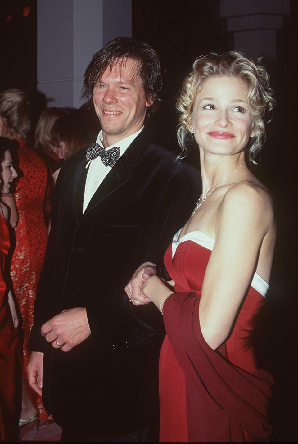 Bacon and Sedgwick at the Golden Globes.