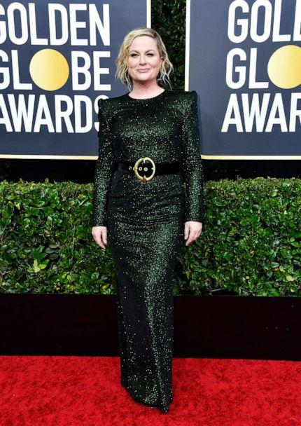 PHOTO: Amy Poehler attends the 77th Annual Golden Globe Awards at The Beverly Hilton Hotel on Jan. 05, 2020, in Beverly Hills, Calif. (Frazer Harrison/Getty Images)