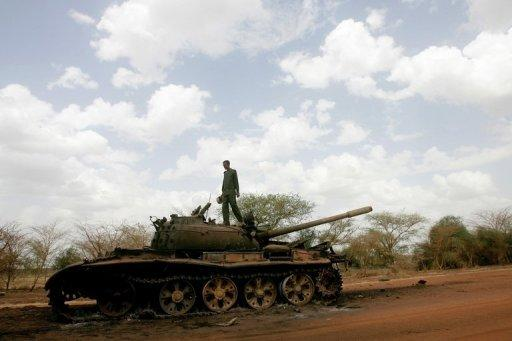 Sudan has accused South Sudan of undermining its stability by backing rebels inside its territory