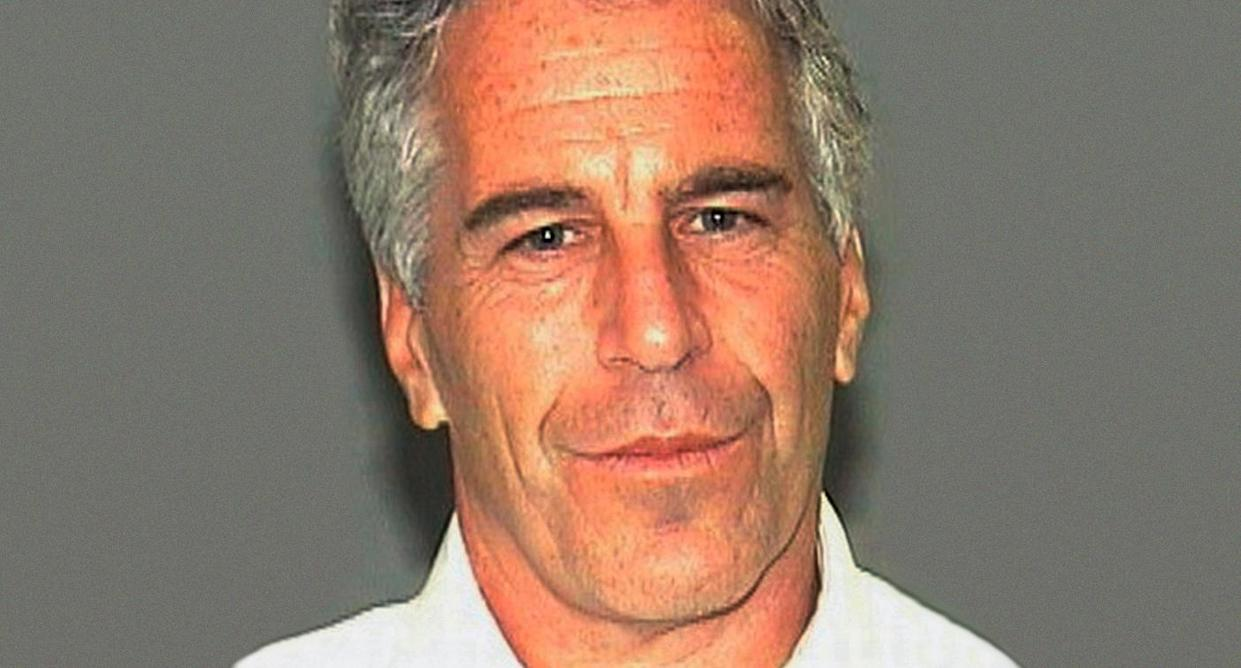 Jeffrey Epstein in a 2006 photo provided by the Palm Beach Sheriff's Office. (Photo: Palm Beach Sheriff's Office via AP)