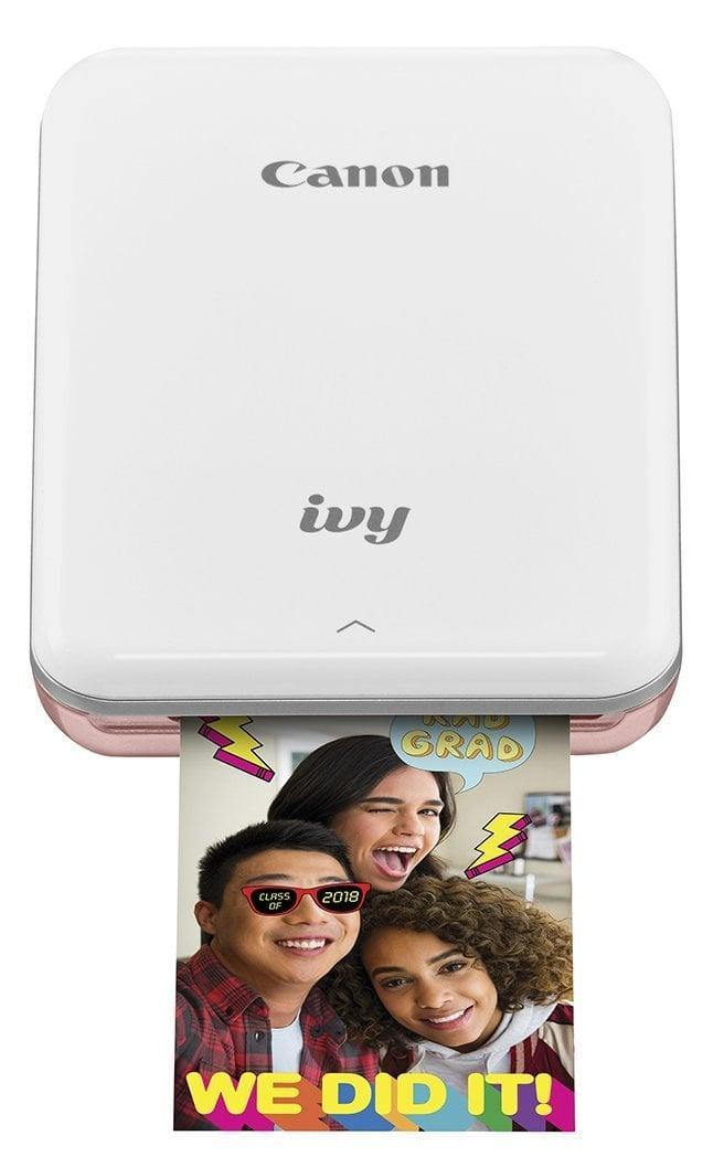 <p>Print out memories instantly with this <span>Canon Ivy Mobile Mini Photo Printer</span> ($89, originally $129).</p>