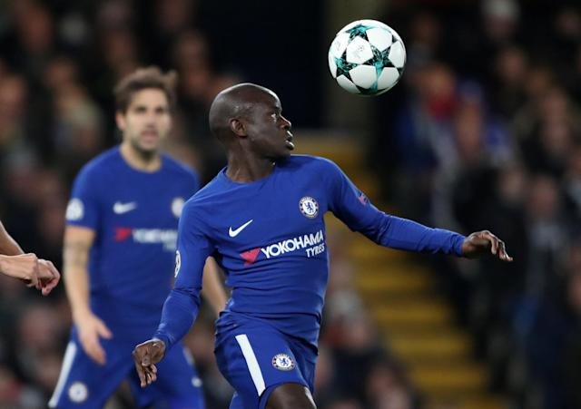 <p>Kante has won the Premier League with two different clubs. </p>