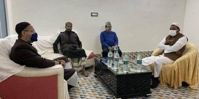 Formation of the Owaisi-Abbas alliance