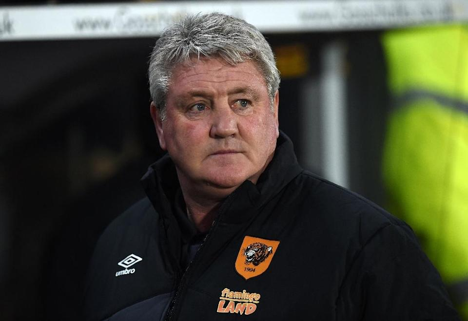 Hull City manager Steve Bruce had an official interview with the Football Association about coaching England (AFP Photo/Paul Ellis)