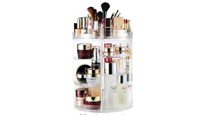 This organizer can seriously hold everything in your collection.