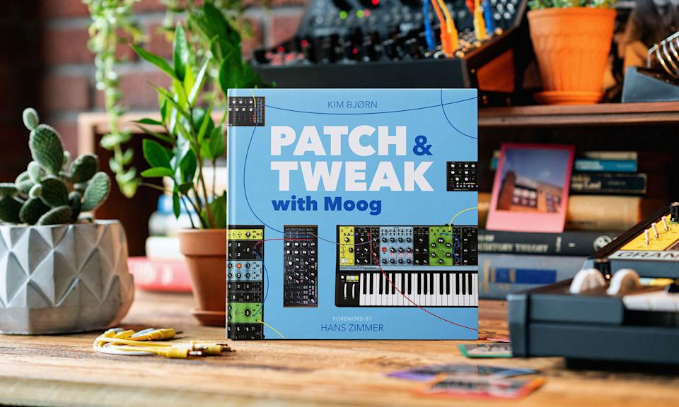 Holiday Gift Guide: Patch and Tweak with Moog